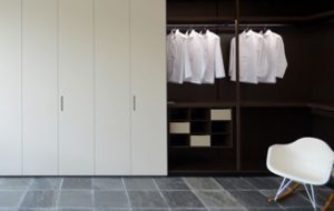 Walk-In Wardrobe Project in the Suburbs of North London