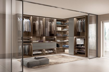 Fitted walk-in wardrobe design tips