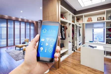 Smart Home. Smart Fitted Furniture